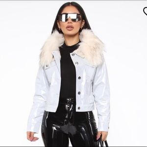 Fashion nova jacket Sherpa